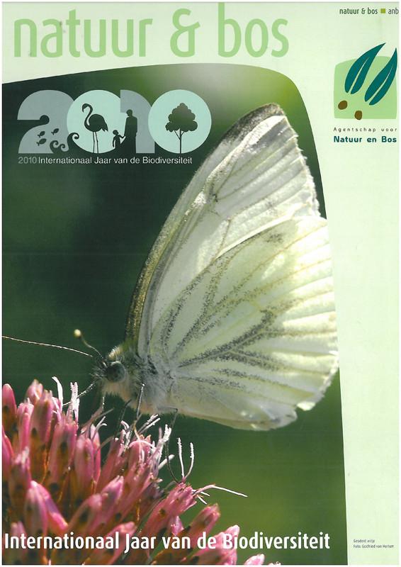 cover op blad 'Biodiversiteit'